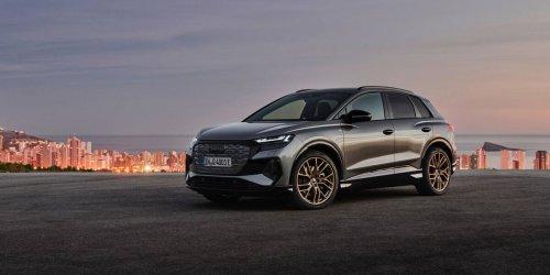 Weltpremiere Audi Q4 E-tron: Kann Ihr Tesla jetzt weg? Audis neuer Edel-Stromer ist da