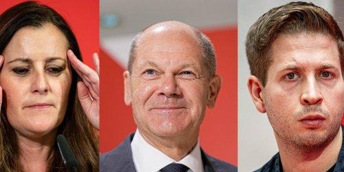 Kommentar von Hugo Müller-Vogg: Schleichender Machtgewinn: Wie die Linke langsam das Zepter in der SPD übernimmt