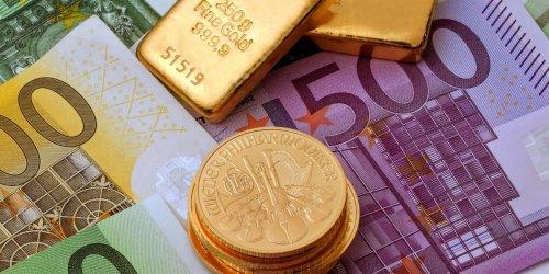 Lohnt sich jetzt Gold?: Negativzinsen werden immer schlimmer: So schützen Anleger ihr Vermögen