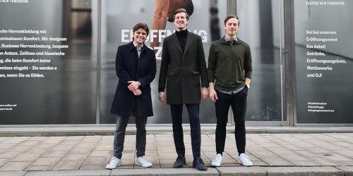 Neu in Hamburg: Komfortable und zeitlose Männermode: Das Label Shaping New Tomorrow eröffnet einen Store am Neuen Wall