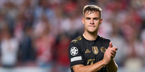 FC Bayern: Meister des Details: Gegen Benfica geht Kimmich nächsten Schritt in seiner Entwicklung