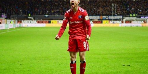 Dickes Ding! Doyle wird zum Liebling der HSV-Fans