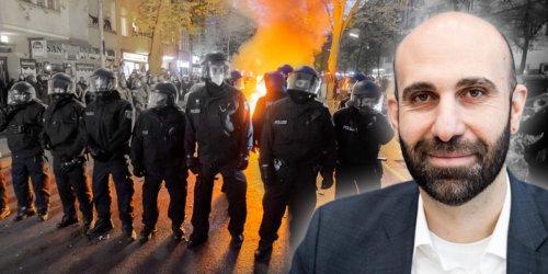 Klartext - die Kolumne von Ahmad Mansour: Gegen Ideologie: Polizei bleibt Freund und Helfer – auch wenn linke Parteien das nicht gerne sehen