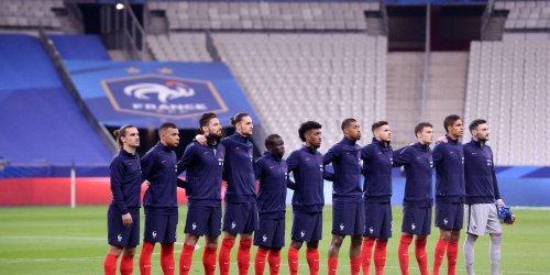 Frankreich Kader