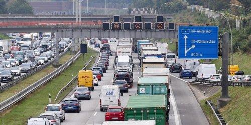 Bald geht's los!: Chaos befürchtet: Autobahn in Hamburg vier Tage gesperrt