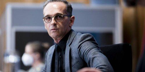 Heiko Maas nach der Wahl: Im SPD-Jubel macht sich der unsichtbare Minister Heiko Maas klammheimlich aus dem Staub