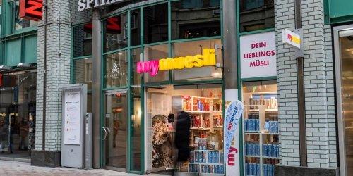 Hamburger Innenstadt: Weiterer Laden macht in der City dicht