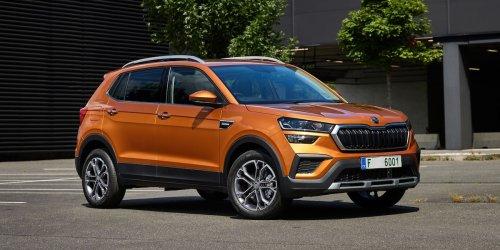 Skoda Kushaq: Bezahlbare Qualität - Skodas neues Billig-SUV im ersten Test
