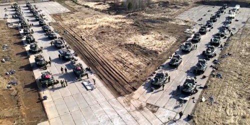 Ukraine-Konflikt: Kriegsangst an der Krim: Und plötzlich zieht Putin seine Soldaten ab