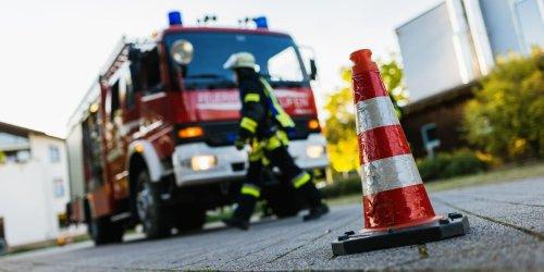 Zahlreiche Einsätze wegen Unwetter in Oberfranken