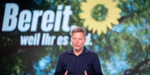 """Parteitag der Grünen - Kommentar von Hugo Müller-Vogg: """"Bereit, weil Ihr es seid"""" - Grüne so staatstragend, als hätten sie ein Abo auf Regierungsverantwortung"""