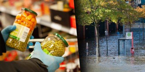 Großer Überblick: Im Katastrophenfall: Diese Dinge sollten Sie griffbereit zu Hause haben