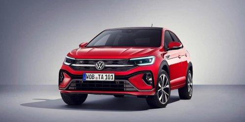 VW Taigo: VW bringt Discount-SUV aus Brasilien nach Europa - das kann der Taigo