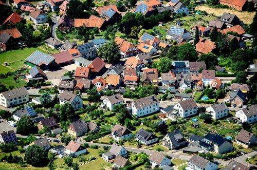 Wo sich Durchschnittsverdiener in Deutschland noch ein Eigenheim leisten können