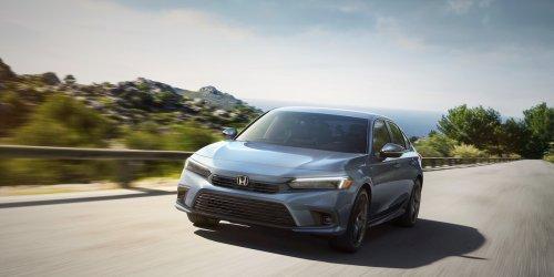 Neuvorstellung Honda Civic 2022: Limousine mit neuem schicken Design - die 11. Generation des Honda Civic