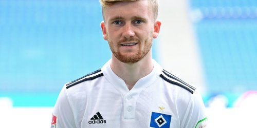 In Aue könnte Doyle endlich für den HSV zaubern