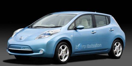 Reichweite und Batterie: Nach 10 Jahren haben diese Elektroautos nur noch Schrottwert