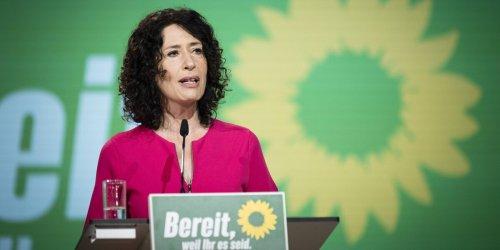 """Grünen-Politikerin Bettina Jarasch: Bayerin könnte Michael Müller beerben: """"Schon als kleines Mädchen wollte ich Macht"""""""