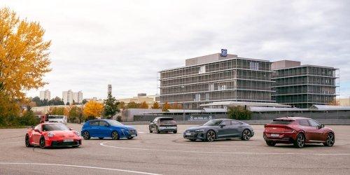 German Car of the Year Award: Klassenprimus VW Golf? Das war einmal - da sind die neuen Auto-Stars