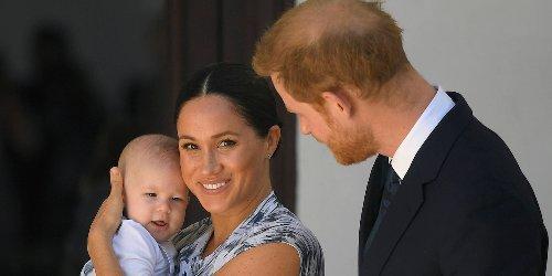 Meghan Markle und Prinz Harry: Neues Foto von Sohn Archie - Fans sind enttäuscht