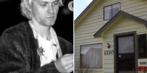 In Aberdeen (Washington): Kurt Cobains Elternhaus soll zum Wahrzeichen werden