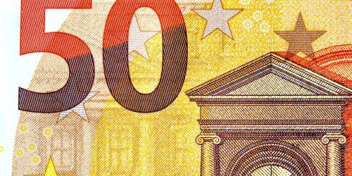 Drucker verweigern den Dienst: Es kommt nur ein weißes Blatt: Warum lassen sich Geldscheine nicht kopieren?