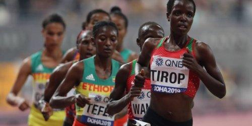 Olympia-Vierte in Tokio: Kenias Leichtathletik-Verband teilt mit: Agnes Tirop tot aufgefunden