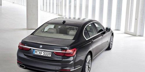 BMW 7er: Frontalangriff oder Crash?: Fünf Gründe, warum der 7er die S-Klasse jetzt schlagen kann (und fünf dagegen)