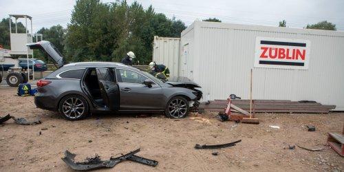 Auf der A7 in Hamburg: Autofahrer kollabiert am Steuer – drei Verletzte
