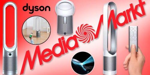 Dyson-Deals bei MediaMarkt: Luftreiniger und Ventilator in einem: Dyson Pure Cool Kombigeräte zum Sparpreis