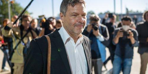 Bayaz für Habeck als Finanzminister in Ampel-Koalition