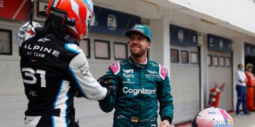 +++ Formel 1 im News-Ticker +++: F1-Disqualifikation: Spaziergang zurück zur Box könnte Vettel verraten haben