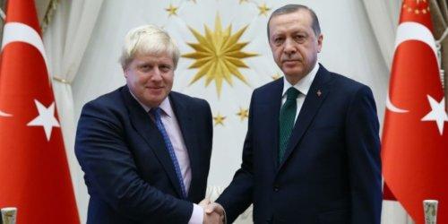"""Kommentar zur Achse London-Ankara: Johnson und Erdogan bilden """"Dream-Team"""" - um EU schwere Albträume zu bereiten"""