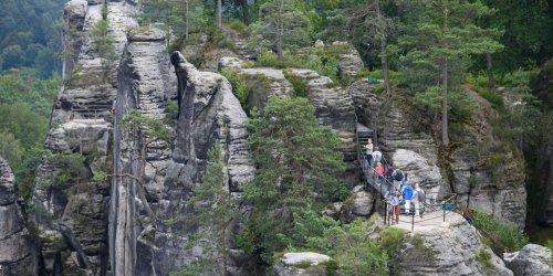 Sachsens Tourismusregionen im Sommer gut gebucht