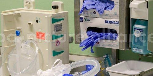 Überlastung der Krankenhäuser: Corona-Patient aus Thüringen nach Hamburg verlegt