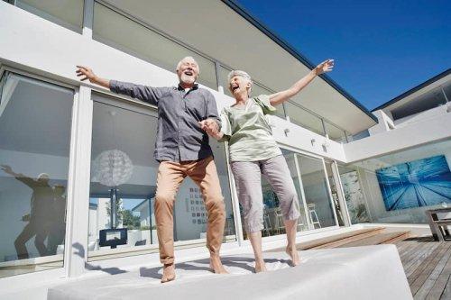 Mit diesen drei Tipps kaufen Sie sich auch im Alter entspannt eine Immobilie