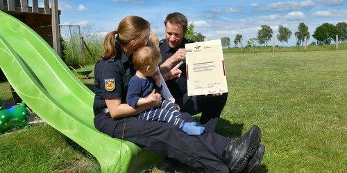 Polizei Bremerhaven: POL-Bremerhaven: Vereinbarkeit von Beruf und Familie