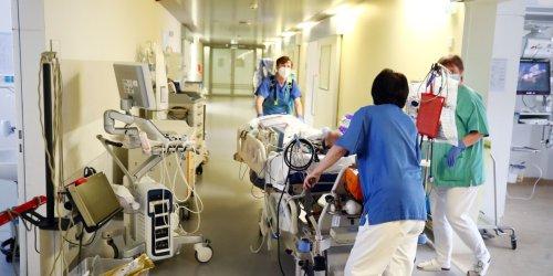 638 von 701 Intensivbetten voll: Dramatische Lage: Thüringer Covid-Patienten werden in andere Länder verlegt