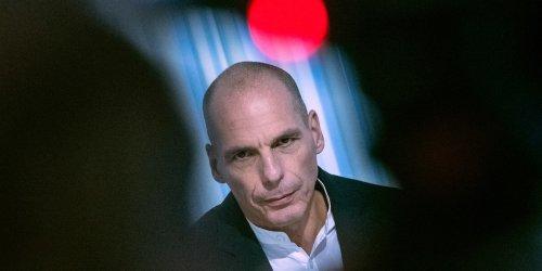 """Ex-Finanzminister der Griechen: Vor Merkel-Besuch droht Varoufakis: """"Die Deutschen werden zahlen und zahlen und zahlen"""""""