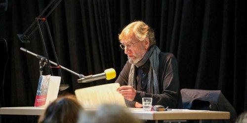 FULDA: Ganz stark: Helmut Kopetzky liest aus seinen Nachkriegserinnerungen