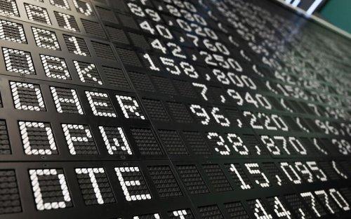 Tiefster Stand seit Ende Juli: Erweiterter Dax hat erneut einen schwachen Wochenstart