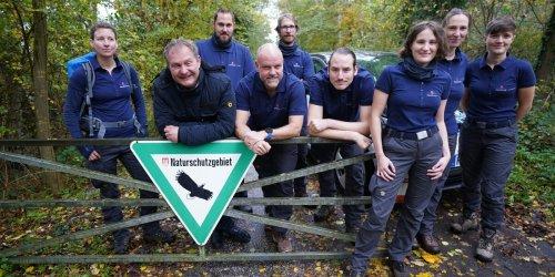 Hamburgs neue Ranger: Sie bewachen unsere grünen Schätze