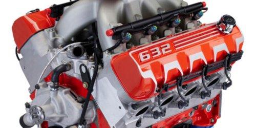 Das Beste zum Schluss: General Motors haut einen V8-Motor mit über 1000 PS raus