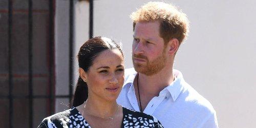 Nach dem Rassismus-Skandal : Bei Prinz Philips Beerdigung wechselte Harry kein Wort mit Prinzessin Anne