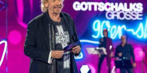 Gottschalks große 90er-Show, ...: TV-Tipps am Samstag