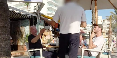 "Mallorca: Kellner gibt Touristen-Abzocke am Strand zu - ""Alles Lügen"""