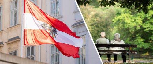 """Österreicher bekommen 800 Euro mehr - doch das """"Renten-Paradies"""" hat einen Haken"""