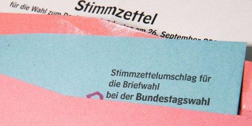 9,4 Millionen Menschen in Bayern können Bundestag wählen