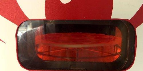 Sakrileg im Mutterland der Pizza: Teigfladen aus der Retorte: Pizza-Automat sorgt in Rom für Aufregung