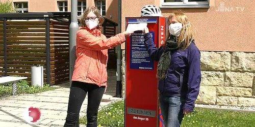 """Antrag auf Bürgerbegehren: Die Initiative """"Radentscheid Jena"""" will Unterschriften sammeln"""